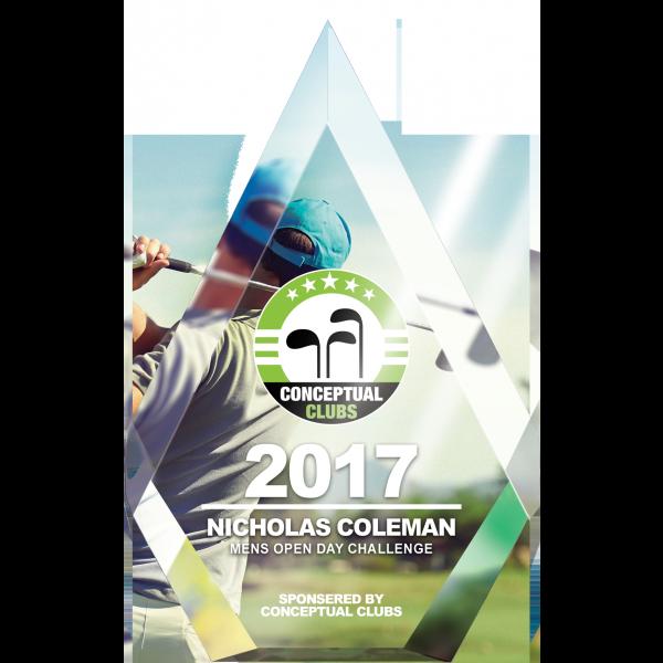 Award - Pentagonal
