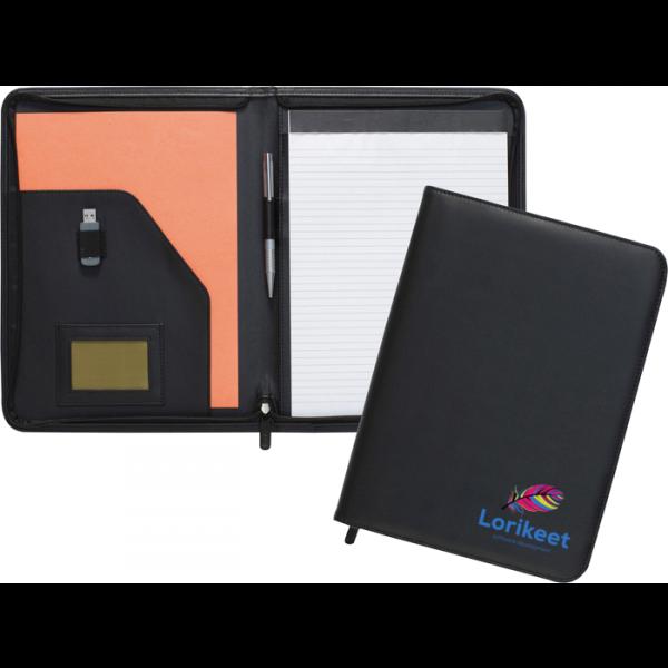 Dartmouth A4 Conference Folder - Zipped