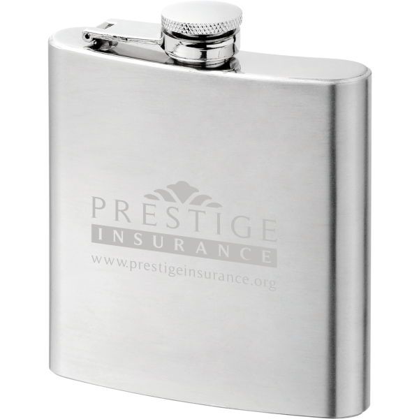 Silvertex Hip Flask