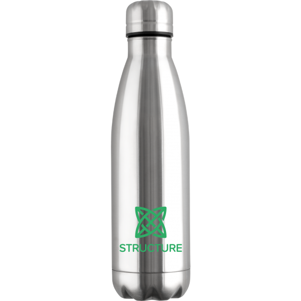 Mood Vacuum Bottle - Stainless Steel