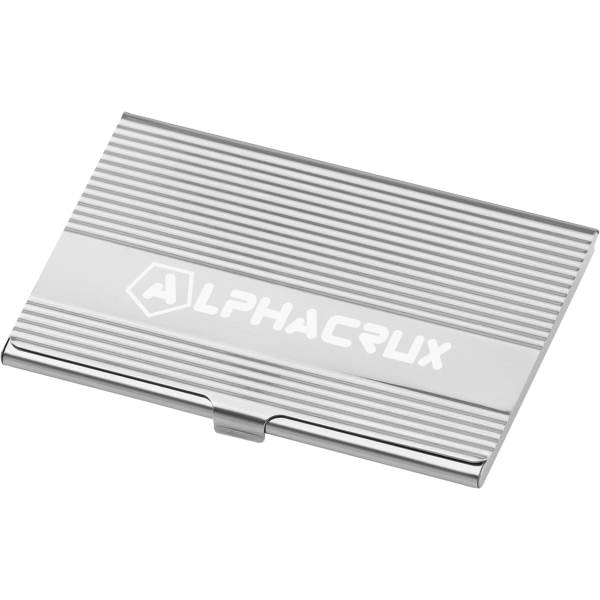 Prima Business Card Holder