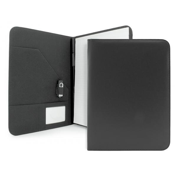 Clapham PU A4 folder