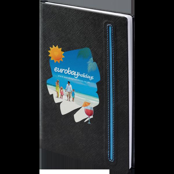 Denim Black Notebook