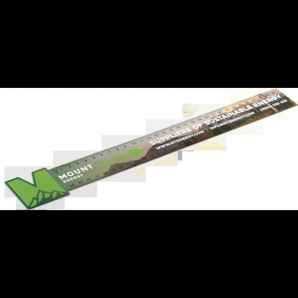Never Tear 30cm / 12 inch Ruler - Bespoke