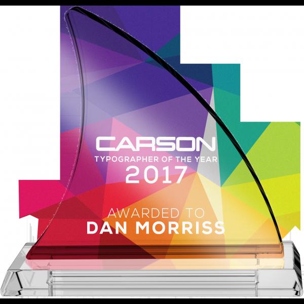 Award - Fin Shaped