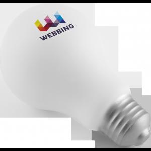 Promotrendz product Stress Ball Bulb