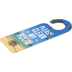 Promotrendz product Door Hanger