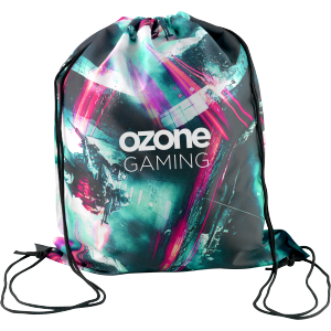 Promotrendz product Full Colour Drawstring Bag