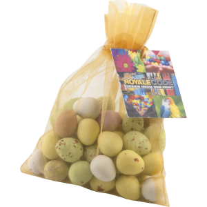 Promotrendz product Organza Bag (Large) with Mini Eggs