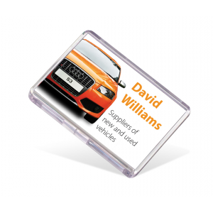 Promotrendz product Picto Badge - Rectangular