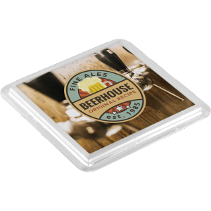Promotrendz product Picto Coaster Square