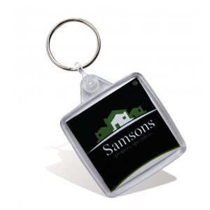Promotrendz product Picto Keyring - Square