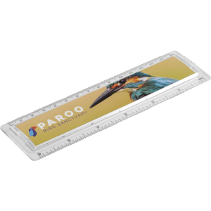 Promotrendz product Picto 15cm / 6 inch Ruler