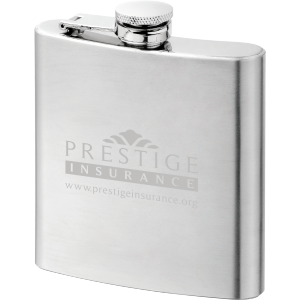 Promotrendz product Silvertex Hip Flask