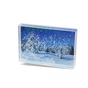 Promotrendz product Snow Block
