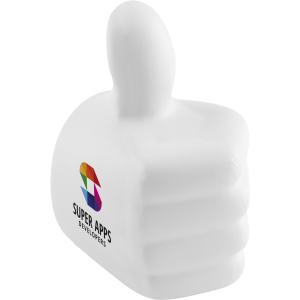 Promotrendz product Stress Ball - Thumbs Up