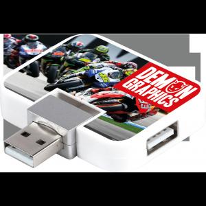 Promotrendz product Selecta USB Hub
