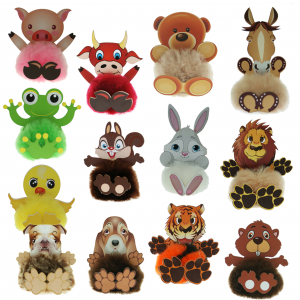 Promotrendz product AB5 Animal Bugs