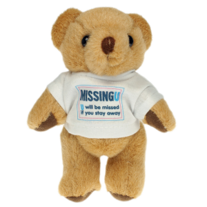 Promotrendz product Honey Bear 13cm T-Shirt