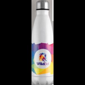 Promotrendz product Mood™ Vacuum Bottle - Gloss White