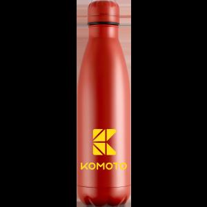 Promotrendz product Mood Vacuum Bottle - Powder Coated