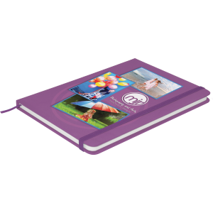 Promotrendz product Banbury A6 Notebook
