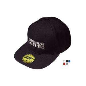 Promotrendz product 6 Panel American Twill Flat Peak Cap
