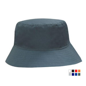 Promotrendz product Breathable Poly Twill Bucket Hat