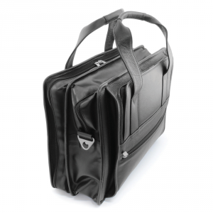 Promotrendz product Sandringham Nappa Leather Carry on Flight Bag