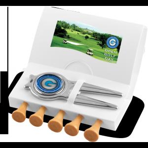Promotrendz product Kildare Tee Wallet - Incl. Newbridge Fork