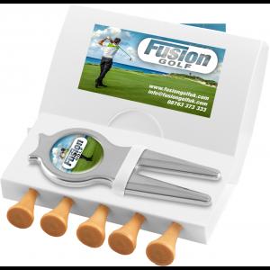 Promotrendz product Kildare Tee Wallet - Incl. Pisa or Corinth Fork