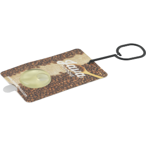 Promotrendz product Card Air Freshener with Membrane
