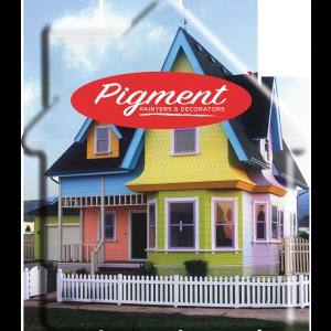 Promotrendz product Mint Container - House Shape