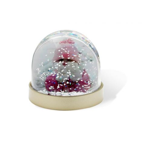 Snow Dome in Card Box