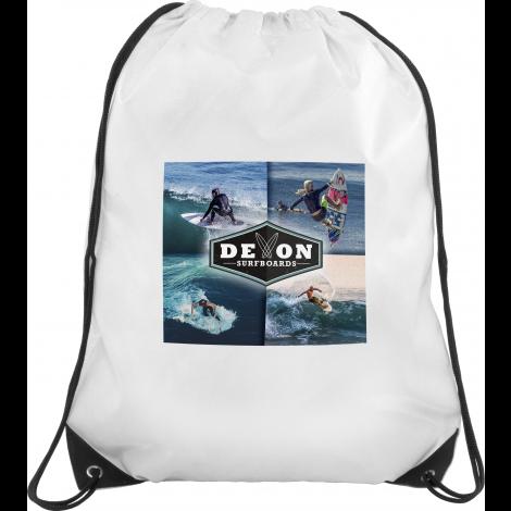 Verve Drawstring Bag - Coloured