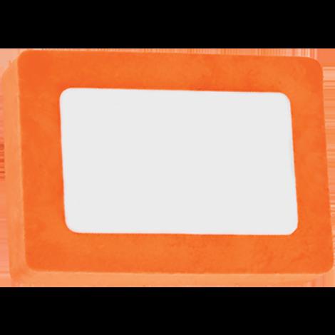 White/Neon Orange color selection