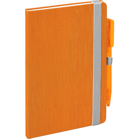 Orange/Grey color selection