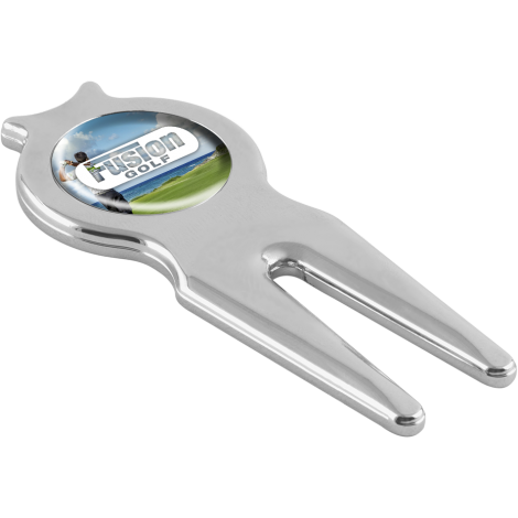 Corinth Chrome Pitch Fork