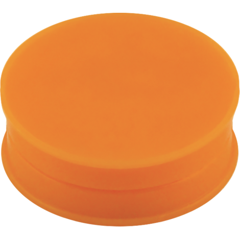 Frosted Orange color selection