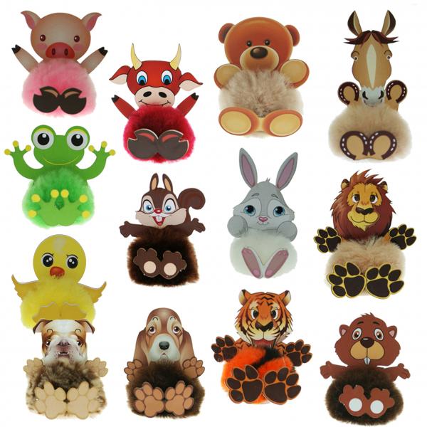 AB5 Animal Bugs