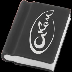 Promotrendz product Eraser - Book Shape