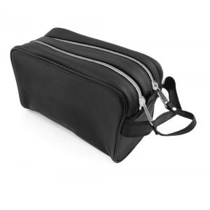 Promotrendz product Sandringham Nappa Leather Wash Bag