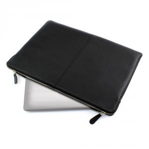 Promotrendz product Sandringham Nappa Leather Lap Top Case