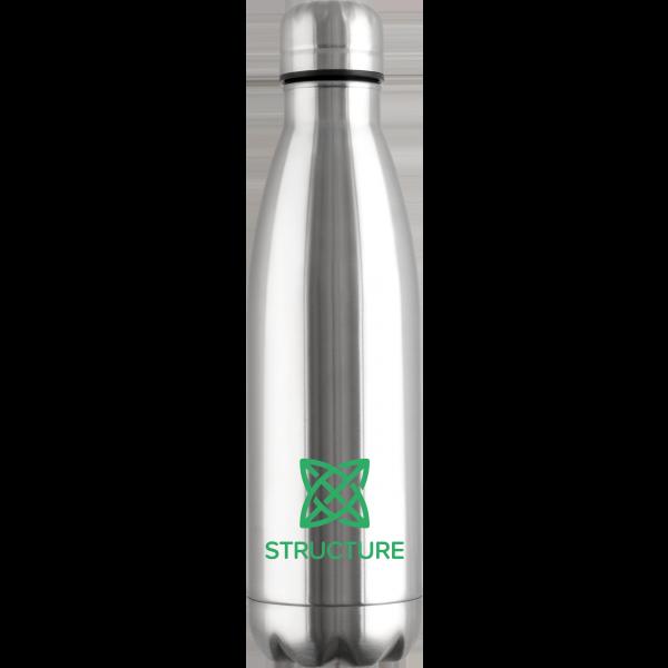 Mood Vacuum Bottle - Stainless Steel