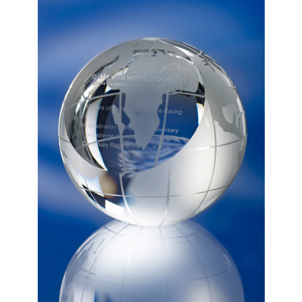 Cut Globe