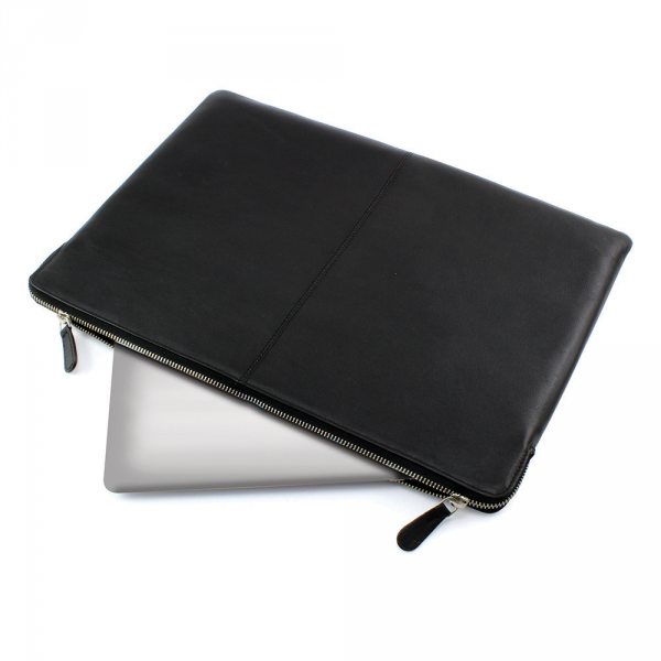 Sandringham Nappa Leather Lap Top Case