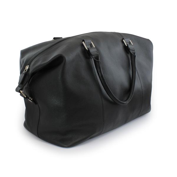 Sandringham Nappa Leather Weekender Bag