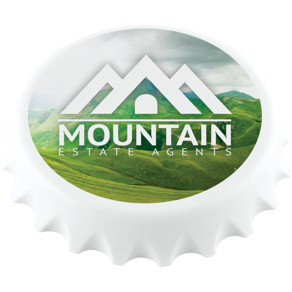 Fridge Magnet Bottle Cap