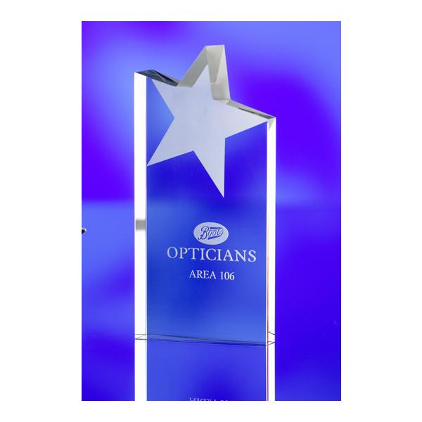 Sloping Star Award