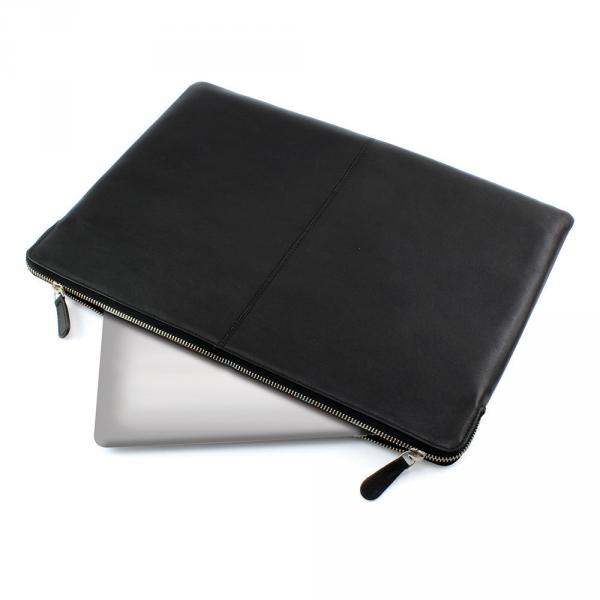 Sandringham Nappa Leather Lap Top Case